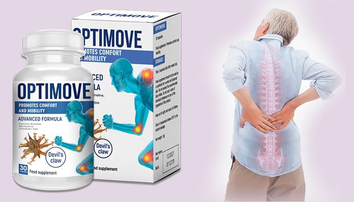 Optimove suplement na ból stawów