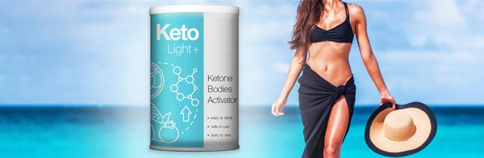 Cena proszku Keto Light Plus - oficjalna strona producenta