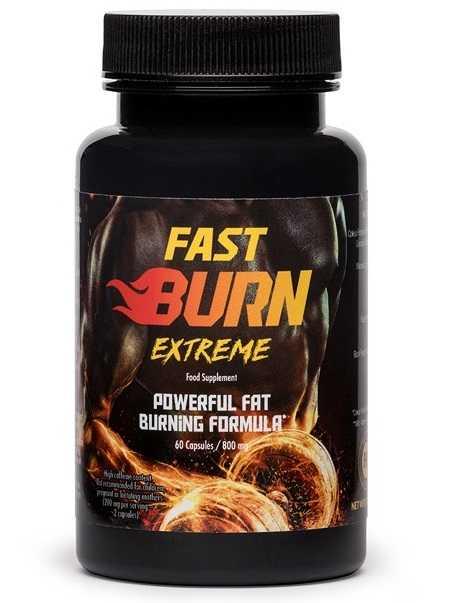 Fast Burn Extreme- opinie, forum, skład, cena, gdzie kupić?