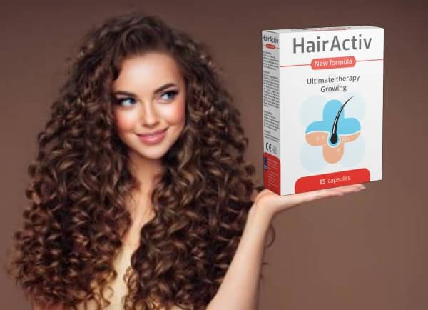 hairactiv: sposób na zdrowe włosy