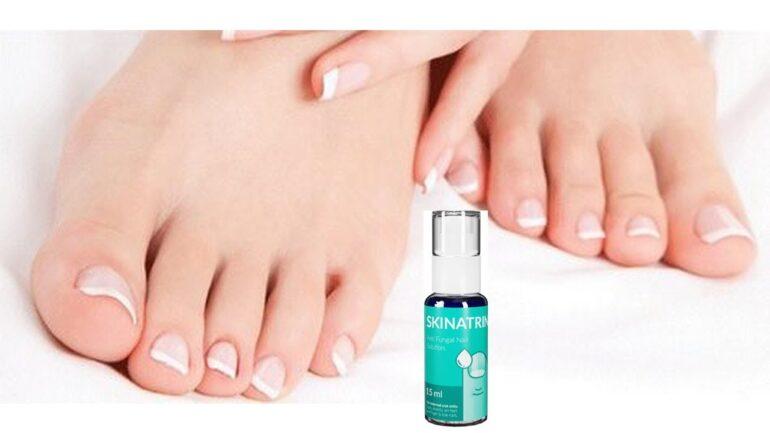 spray-skinatrin - Usuwanie paznokci, zabiegi domowe i zabiegi laserowe