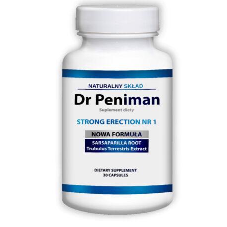 Dr. Peniman - opinie - skład - cena - gdzie kupić?