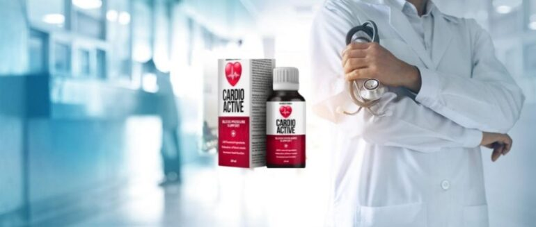 Cena i gdzie kupić Cardio Active? allegro apteka opinie