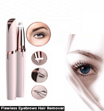 Flawless-Eyebrow- Jak łatwo depilować brwi?