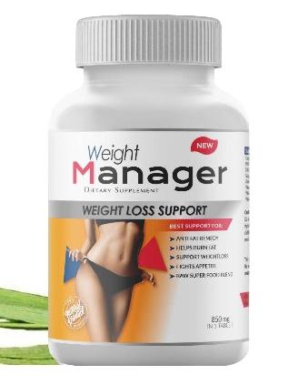 Weight Manager - opinie - skład - cena - gdzie kupić?