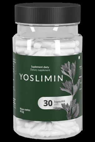 Yoslimin - opinie - skład - cena - gdzie kupić?