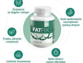 Czy FatFix ma jakieś przeciwwskazania lub skutki uboczne?