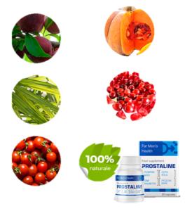 Jakie składniki zawiera Prostaline?