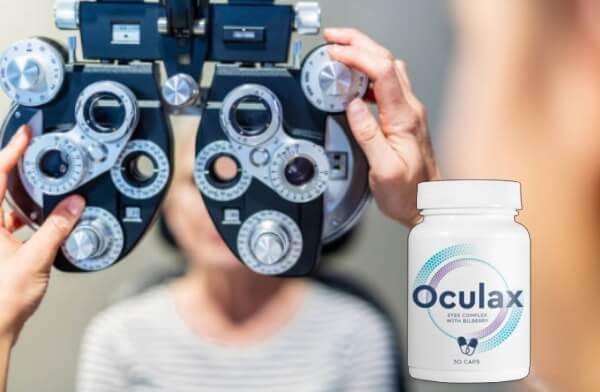 Jakie składniki zawiera Oculax?