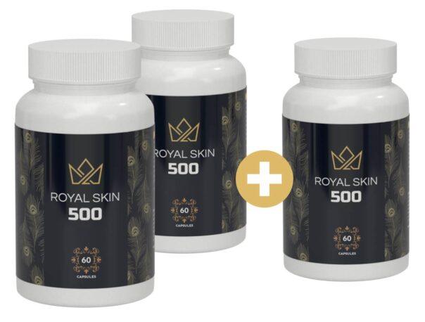 Cena i gdzie kupić Royal Skin 500? allegro ceneo apteka opinie