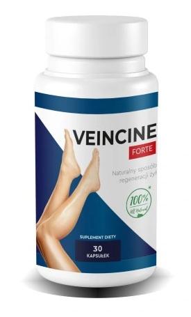 Veincine Forte - opinie - skład - cena - gdzie kupić?