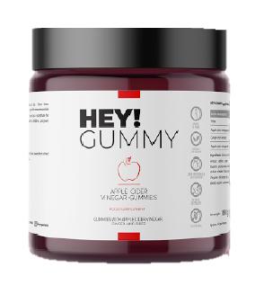 Hey!Gummy - opinie - skład - cena - gdzie kupić?