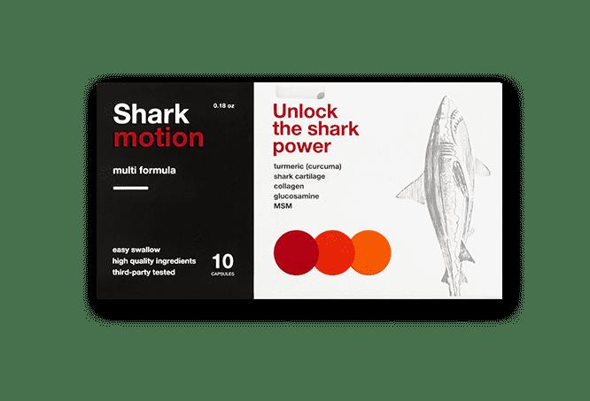 Shark Motion - opinie - składniki - cena - gdzie kupić?