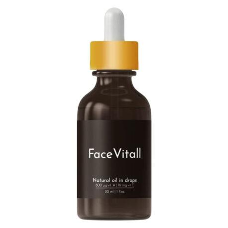FaceVitall serum - opinie - składniki - cena - gdzie kupić?