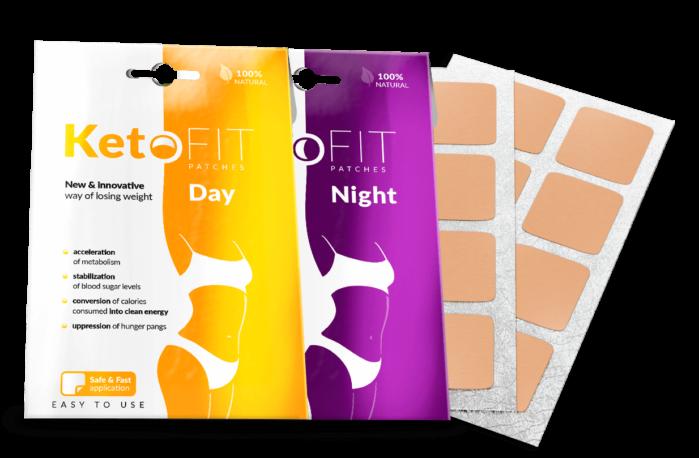 KetoFit Patches plastry - opinie - składniki - cena - gdzie kupić?