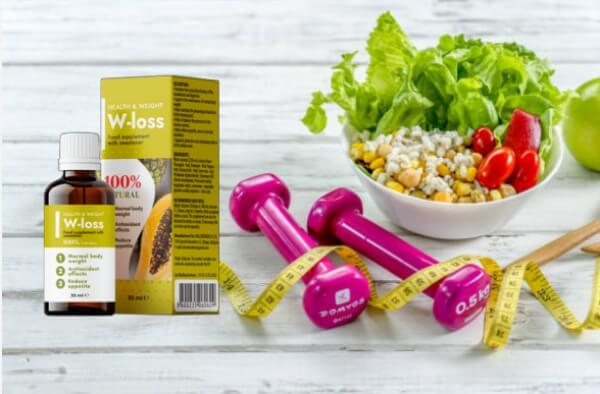 W-Loss - Jakie składniki wchodzą w skład suplementu diety?