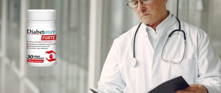 Diabetover Forte - cena i gdzie kupić? Amazon, Apteka, Allegro