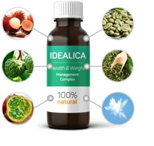Idealica - jakie składniki zawiera formuła?