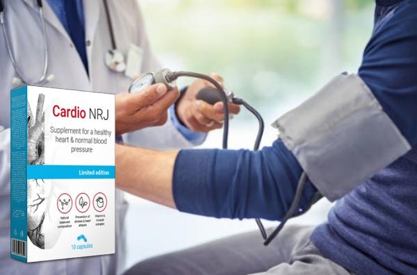 Cardio NRJ - jakie składniki zawiera formuła kapsułek?