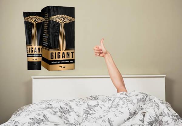 Gigant Gel - co to jest i jak działa?
