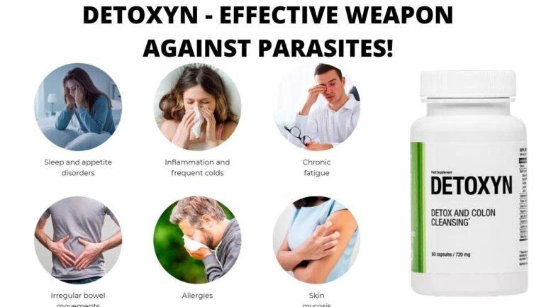 Detoxyn - jak stosować? Dawkowanie, przeciwwskazania i skutki uboczne