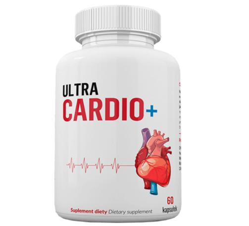 Ultra Cardio Plus - kapsułki - opinie, składniki, cena, gdzie kupić?